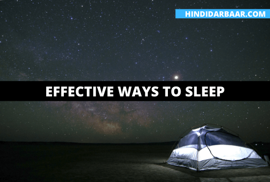 5 Effective ways to sleep easier while camping